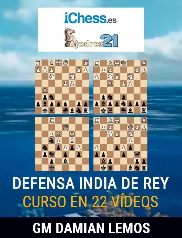 Curso vídeo India de Rey