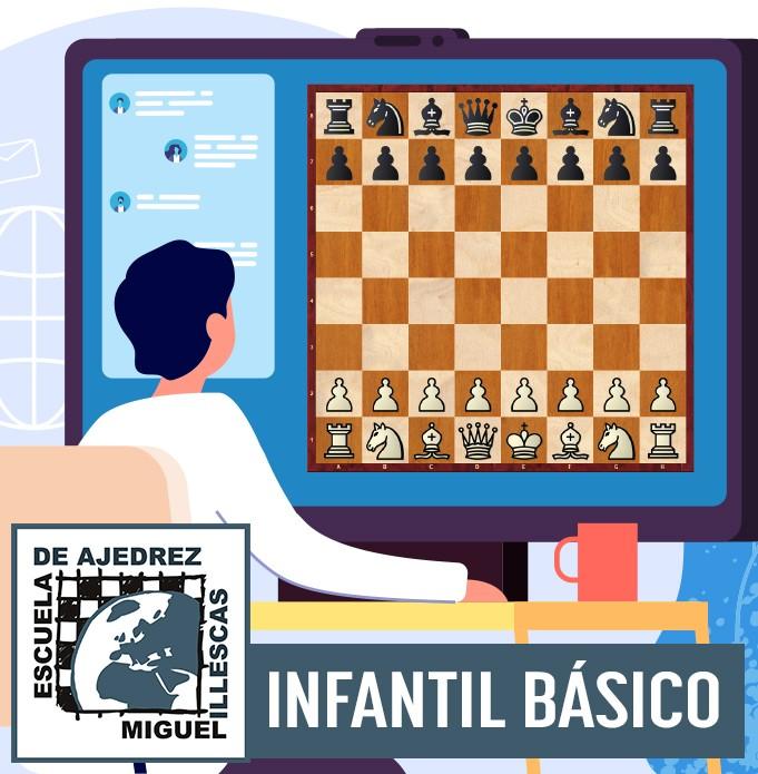 Infantil básico ONLINE