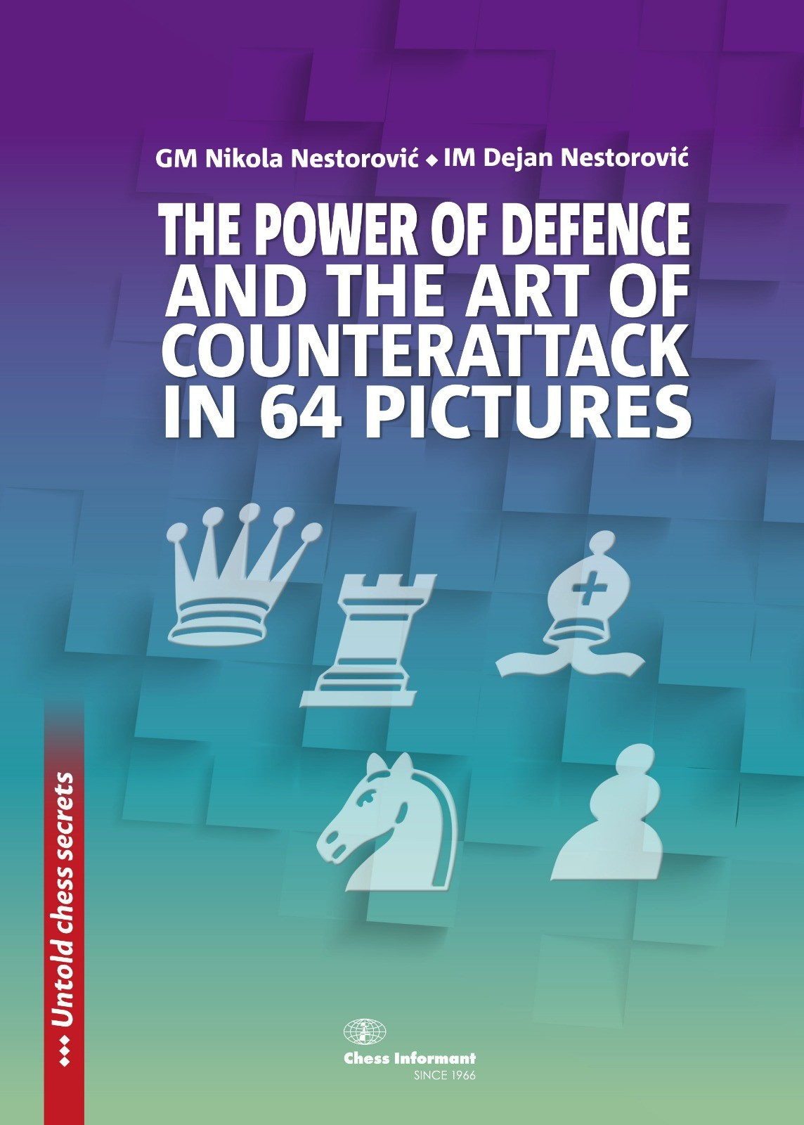 The power of defence and the art of counterattack in 64 pictures