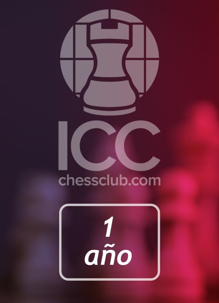 ICC 1 año Suscripción