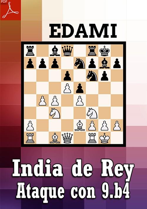 Ebook: India de Rey Clásica 9.b4