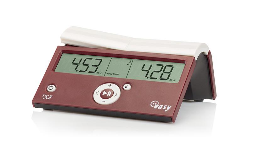 Reloj digital DGT Easy (Rojo)