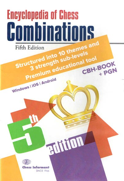 CD Encyclopedia of Chess Combinations 5th. ed.